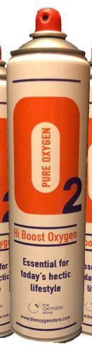 1 X O2 7.2 Litre Oxygen Can