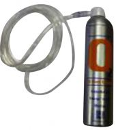 3 X O2 7.2 Litre Oxygen Cans Inc 1 x 1.8M Tubing & Nasal Cannula