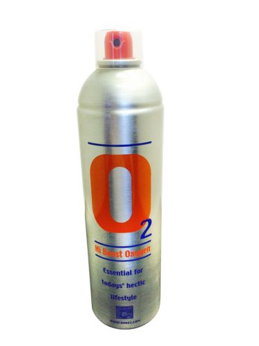 1 X O2 7.2 Litre Oxygen Can